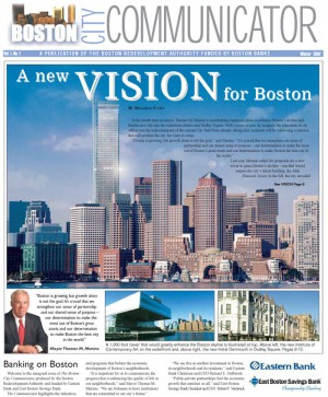 The Boston City Communicator Winter07