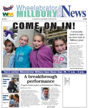 Millbury Fall 08