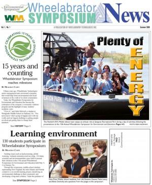 Symposium News Summer09