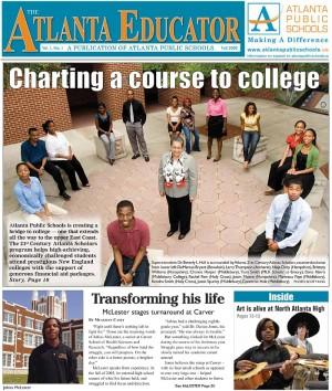 The Atlanta Educator, Fall 2008