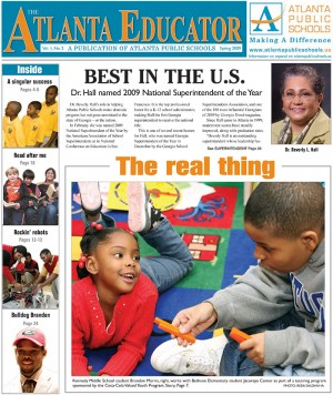 The Atlanta Educator, Spring 2009