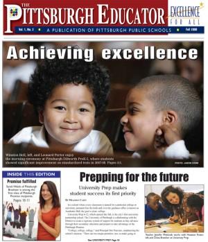 Pittsburgh Educator, Fall 2008