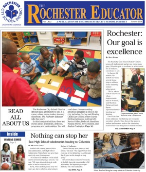 The Rochester Educator, Summer 2009