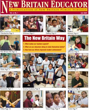 New Britain Ed, Fall 2009