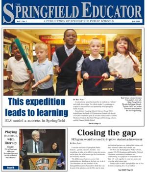 Springfield Educator Fall 2009