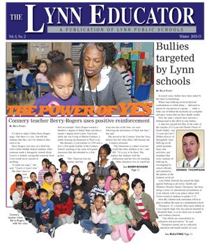 Lynn Educator, Winter 2011