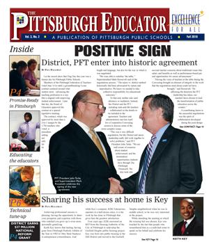 Pittsburgh Educator, Fall 2010