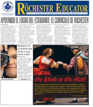 Rochester Educator, Winter 2011, Spanish