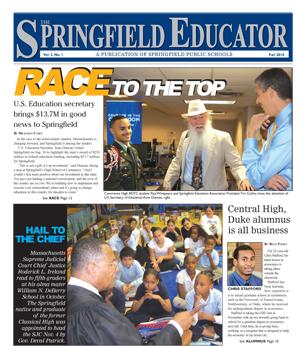 Springfield Educator, Fall 2010