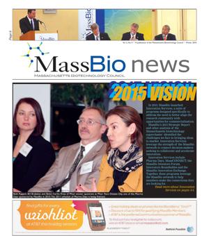 MassBio News, Winter 2010