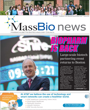 MassBio News, Summer 2011