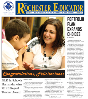 The Rochester Educator, Summer 2011
