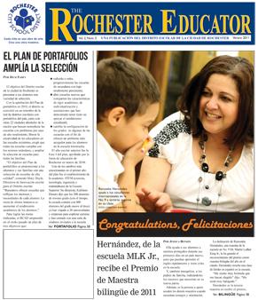 Rochester Educator, Verano 2011