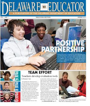 Delaware Educator, Spring 2012