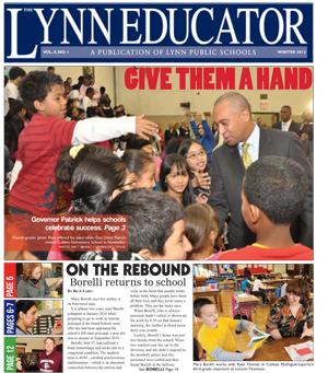 The Lynn Educator, Fall 2011
