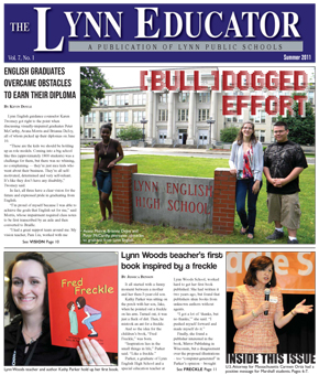 The Lynn Educator, Summer 2011