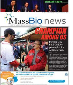 MassBio News, Fall 2011