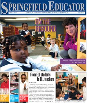 The Springfield Educator, Fall 2011