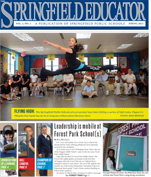 The Springfield Educator, Spring 2012