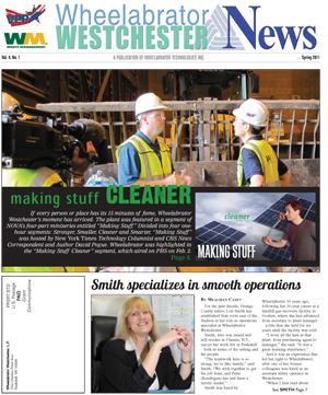 Wheelabrator Westchester News, Spring 2011
