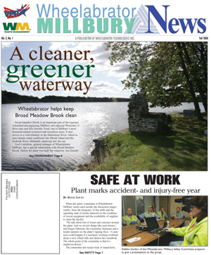 Wheelabrator Millbury News, Fall 2009