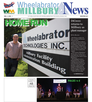 Wheelabrator Millbury News, Winter 2011