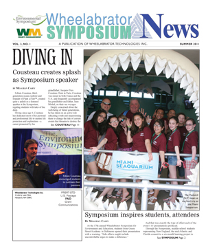 Wheelabrator Symposium News, Summer 2011