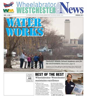 Wheelabrator Westchester News, Winter 2011