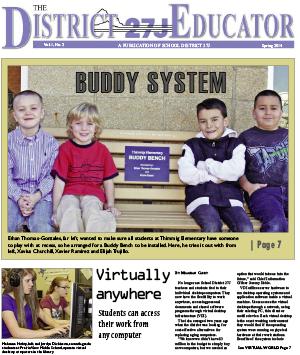 The Colorado District 27J Educator, Spring 2014