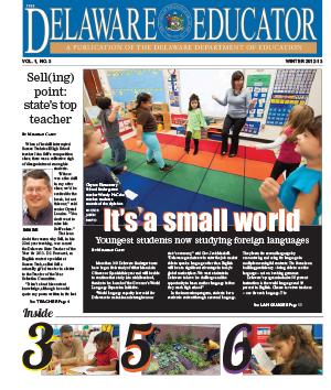 The Delaware Educator, Winter 2012-13