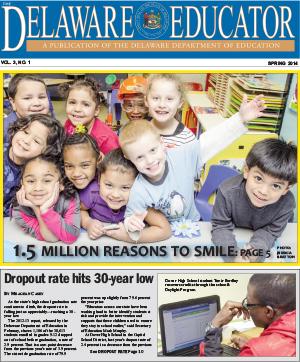 The Delaware Educator, Spring 2014