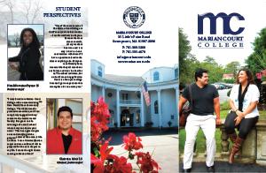 Marian Court College