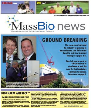 MassBio News, Summer 2013