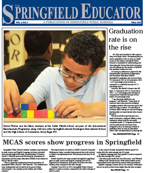 The Springfield Educator, Fall 2013
