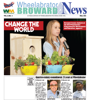 Wheelabrator Broward News, Fall 2012